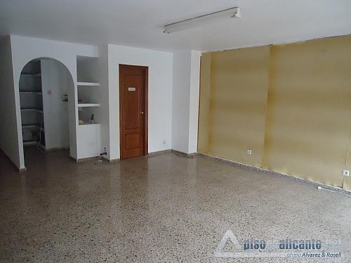 No disponible - Local comercial en alquiler en Benalúa en Alicante/Alacant - 158351372