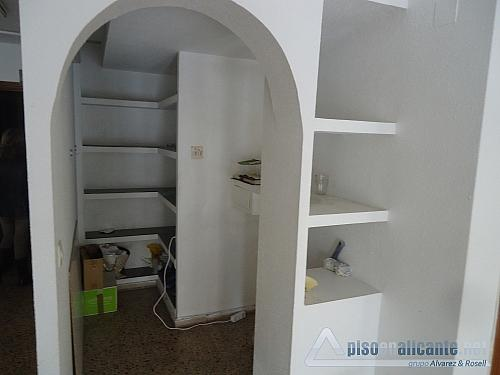 No disponible - Local comercial en alquiler en Benalúa en Alicante/Alacant - 158351384