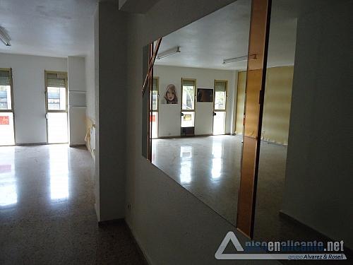 Entreplanta comercial en Benalua - Local comercial en alquiler en Benalúa en Alicante/Alacant - 234110655