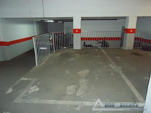 No disponible - Garaje en alquiler en Los Angeles en Alicante/Alacant - 158352872