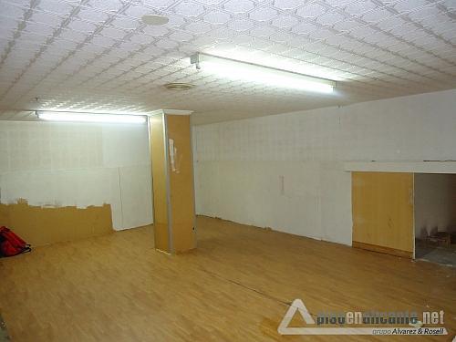 No disponible - Local comercial en alquiler en Alicante/Alacant - 158352962