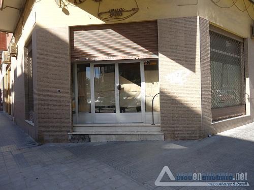 No disponible - Local comercial en alquiler en Alicante/Alacant - 158352971