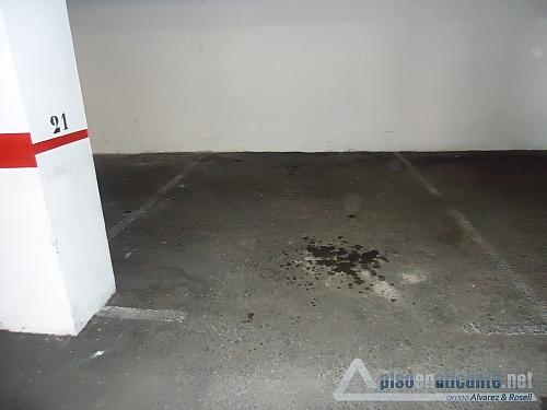 No disponible - Garaje en alquiler en Alicante/Alacant - 158352980