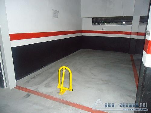 No disponible - Garaje en alquiler en Playa de San Juan - 158353094