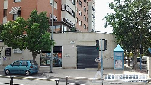 No disponible - Local comercial en alquiler en Playa de San Juan - 158354009