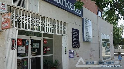 No disponible - Local comercial en alquiler en Playa de San Juan - 158354012