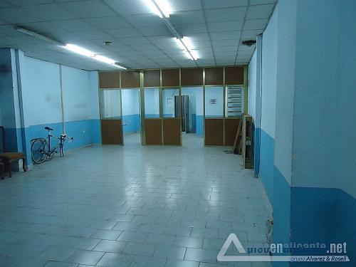 No disponible - Local comercial en alquiler en Alicante/Alacant - 158354444