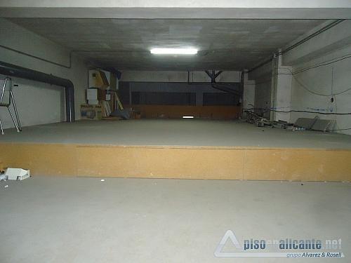 No disponible - Local comercial en alquiler en Alicante/Alacant - 158354447