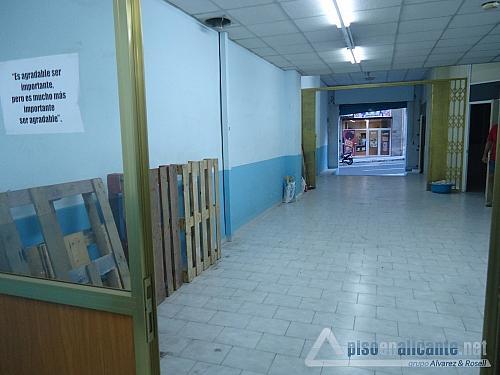 No disponible - Local comercial en alquiler en Alicante/Alacant - 158354450