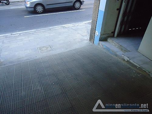 No disponible - Local comercial en alquiler en Alicante/Alacant - 158354456