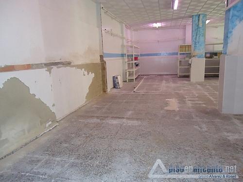 No disponible - Local comercial en alquiler en Los Angeles en Alicante/Alacant - 158355542