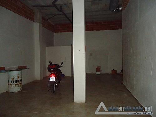 No disponible - Local comercial en alquiler en Alicante/Alacant - 158357825