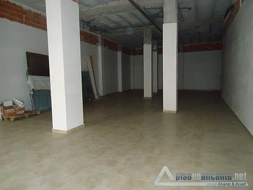 No disponible - Local comercial en alquiler en Alicante/Alacant - 158357828