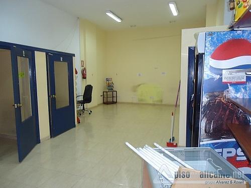 No disponible - Local comercial en alquiler en Los Angeles en Alicante/Alacant - 158363174