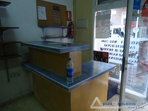 No disponible - Local comercial en alquiler en Los Angeles en Alicante/Alacant - 158363180