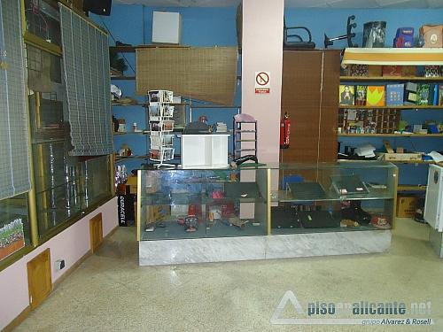 No disponible - Local comercial en alquiler en Los Angeles en Alicante/Alacant - 158562404