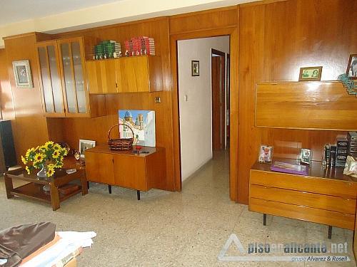 Piso en venta en Tómbola - Piso en alquiler opción compra en Tombola en Alicante/Alacant - 245128285