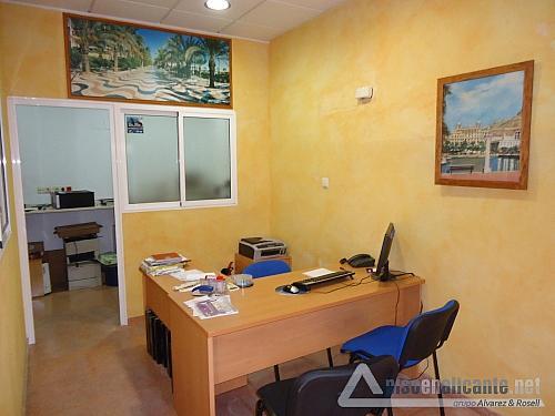 No disponible - Local comercial en alquiler opción compra en Los Angeles en Alicante/Alacant - 163296984
