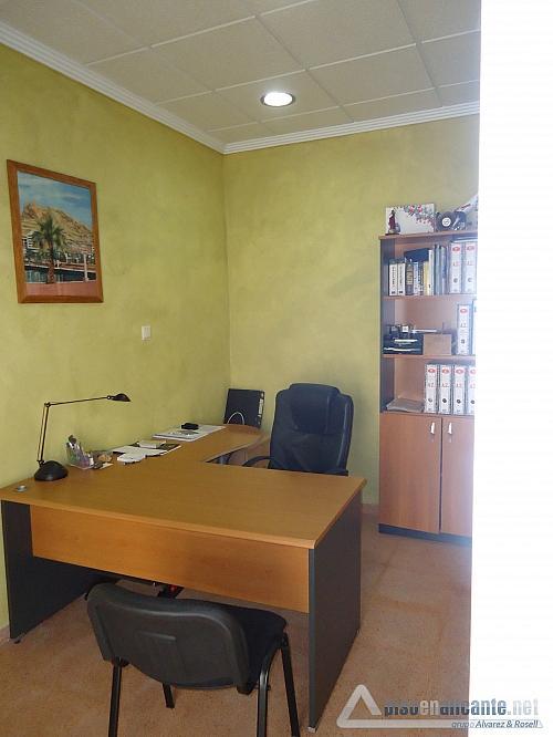 No disponible - Local comercial en alquiler opción compra en Los Angeles en Alicante/Alacant - 163296990