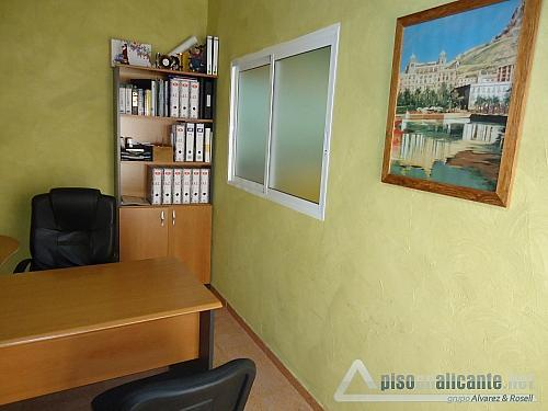 No disponible - Local comercial en alquiler opción compra en Los Angeles en Alicante/Alacant - 163296996
