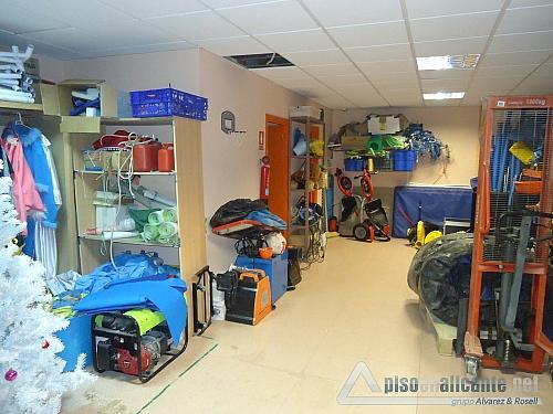 No disponible - Local comercial en alquiler opción compra en Tombola en Alicante/Alacant - 163616693