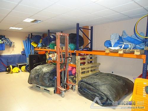 No disponible - Local comercial en alquiler opción compra en Tombola en Alicante/Alacant - 163616696