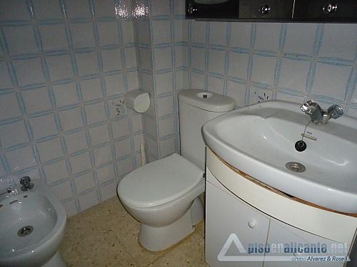 No disponible - Piso en alquiler opción compra en Alicante/Alacant - 163616732