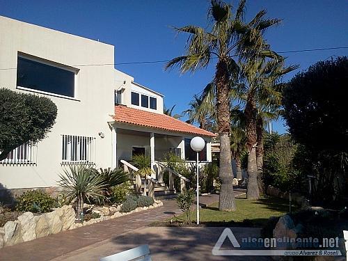 No disponible - Chalet en alquiler opción compra en San Vicente del Raspeig/Sant Vicent del Raspeig - 176722988