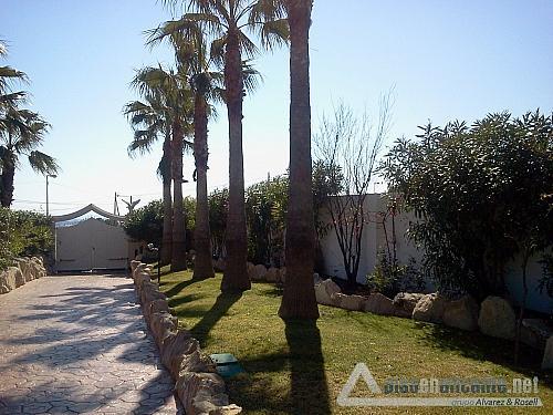 No disponible - Chalet en alquiler opción compra en San Vicente del Raspeig/Sant Vicent del Raspeig - 176722991