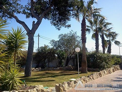 No disponible - Chalet en alquiler opción compra en San Vicente del Raspeig/Sant Vicent del Raspeig - 176722994