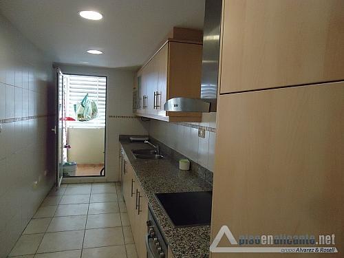 No disponible - Piso en alquiler opción compra en Ciudad de Asis en Alicante/Alacant - 176723219