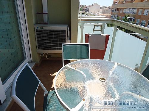 No disponible - Piso en alquiler opción compra en Ciudad de Asis en Alicante/Alacant - 176723222