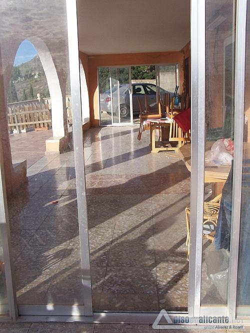 No disponible - Chalet en alquiler opción compra en San Vicente del Raspeig/Sant Vicent del Raspeig - 176723351
