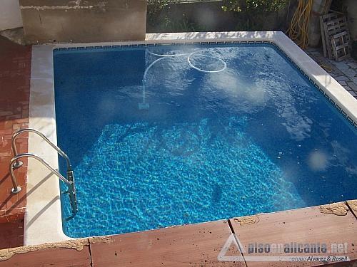 No disponible - Chalet en alquiler opción compra en San Vicente del Raspeig/Sant Vicent del Raspeig - 176723363
