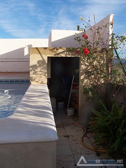 Casa de campo en Alicante - Chalet en alquiler opción compra en San Vicente del Raspeig/Sant Vicent del Raspeig - 209371173