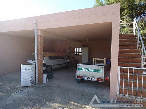 No disponible - Chalet en alquiler opción compra en Villafranqueza - 176724116