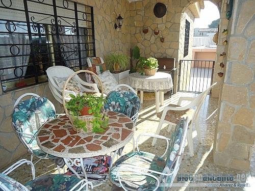 No disponible - Chalet en alquiler opción compra en Villafranqueza - 176724125
