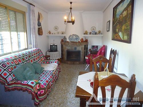 No disponible - Chalet en alquiler opción compra en Villafranqueza - 176724131