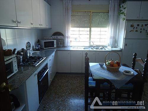 No disponible - Chalet en alquiler opción compra en Villafranqueza - 176724134