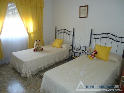 No disponible - Chalet en alquiler opción compra en Villafranqueza - 176724140