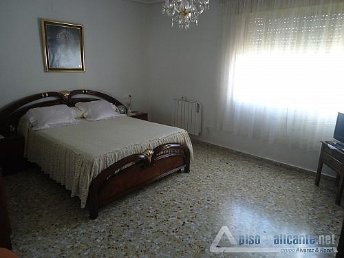 No disponible - Chalet en alquiler opción compra en Villafranqueza - 176724146