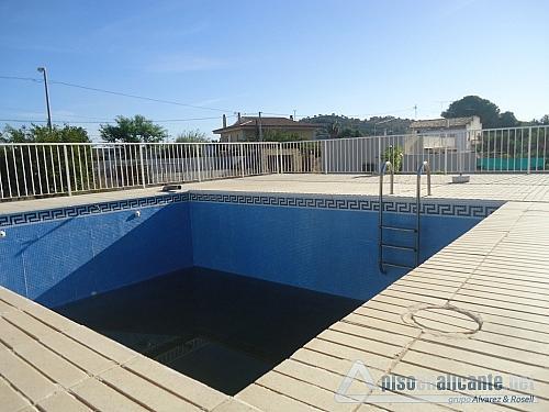 No disponible - Chalet en alquiler opción compra en Villafranqueza - 176724155