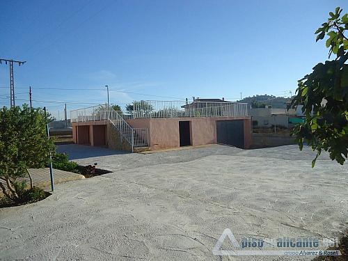 No disponible - Chalet en alquiler opción compra en Villafranqueza - 176724158
