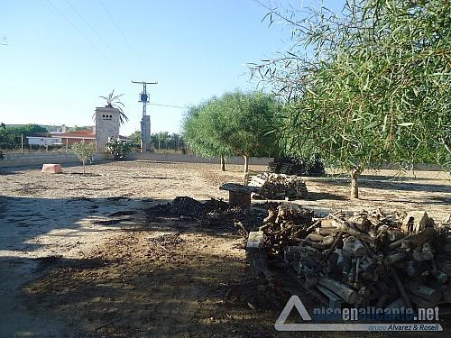 No disponible - Chalet en alquiler opción compra en Villafranqueza - 176724161