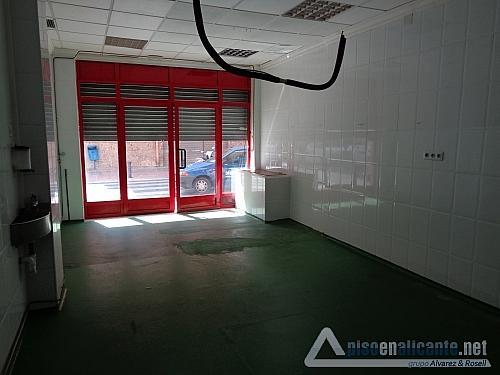 Local comercial en Los Angeles - Local comercial en alquiler en Los Angeles en Alicante/Alacant - 204114539