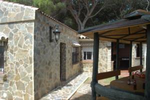 Chalet en alquiler en calle Sirena, La Barrosa en Chiclana de la Frontera - 57008435