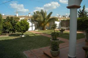 Chalet en alquiler en urbanización Los Gallos, El Lugar en Chiclana de la Frontera - 57010358
