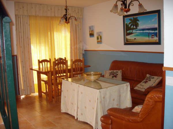 Dúplex en alquiler en urbanización La Balconera, La Barrosa en Chiclana de la Frontera - 57010703