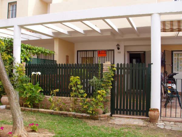 Dúplex en alquiler en urbanización La Balconera, La Barrosa en Chiclana de la Frontera - 57010705