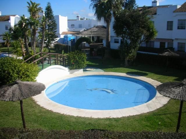 Dúplex en alquiler de temporada en urbanización Real de la Barrosa, El Lugar en Chiclana de la Frontera - 84869919